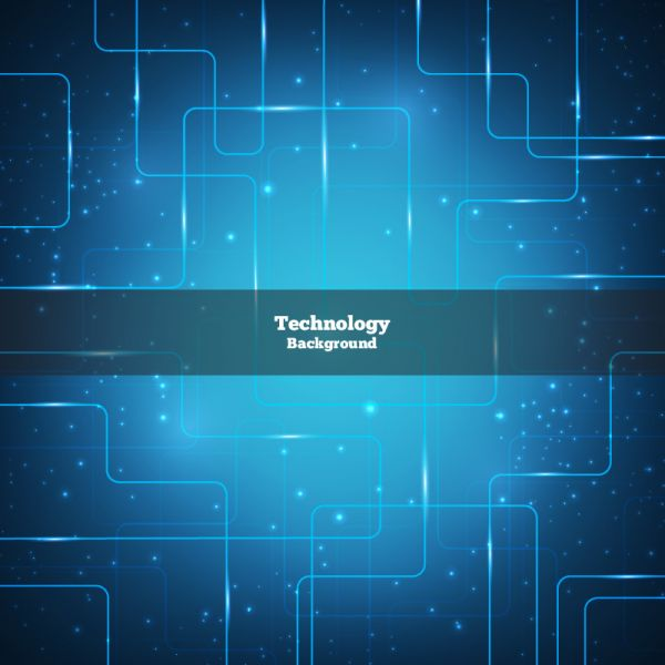Vector Technology Background vector