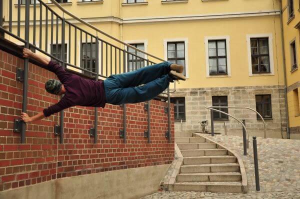 Acrobatics photo