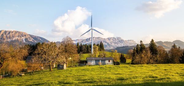 Alternative energy photo