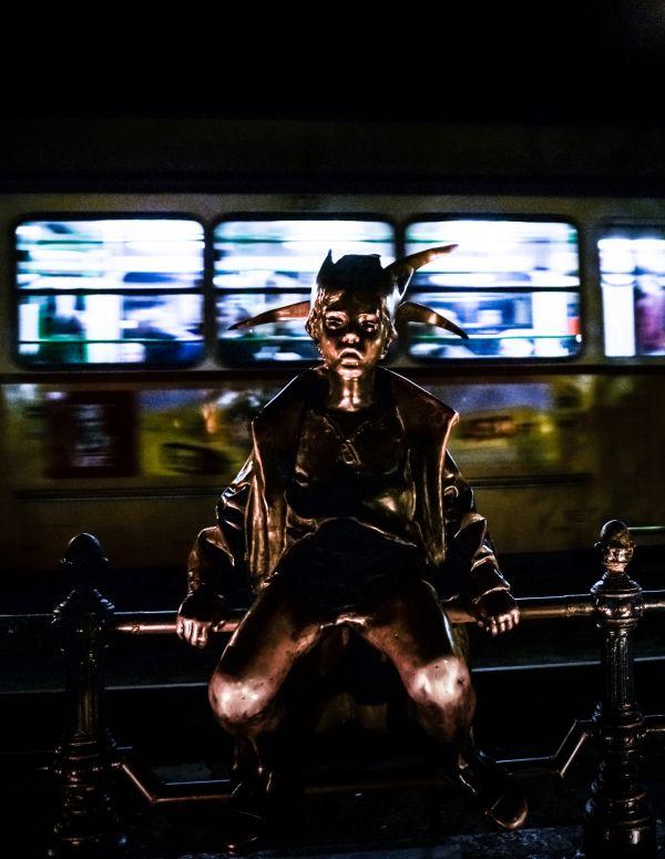 Budapest joker photo