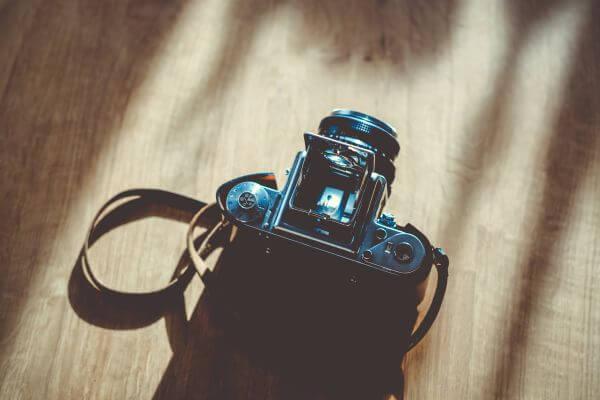 Analog photo