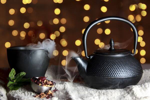 Black Teapot photo