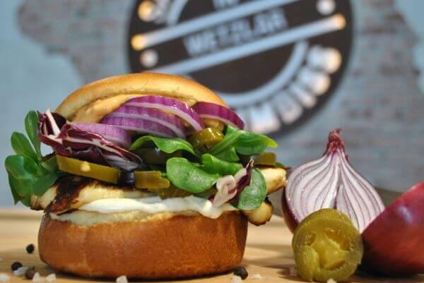 Healthy Burger photo