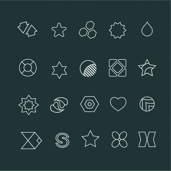 Set of hight quality vector icons. Free Vector Illustration Design. vector