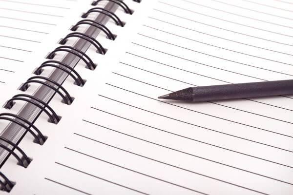 Pen on Table photo