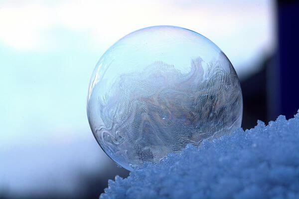 Frozen Water photo