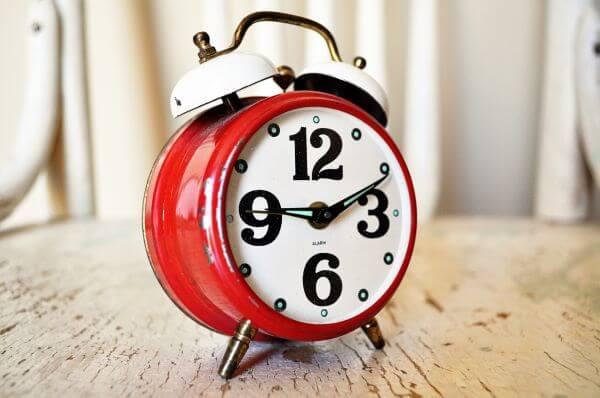 Alarm photo