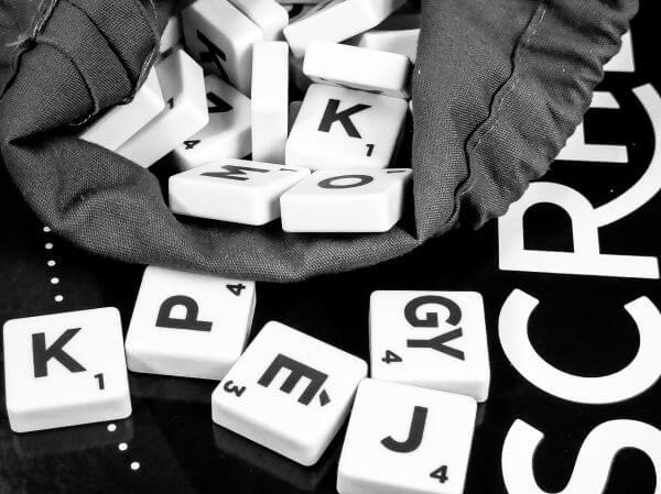 Alphabet photo