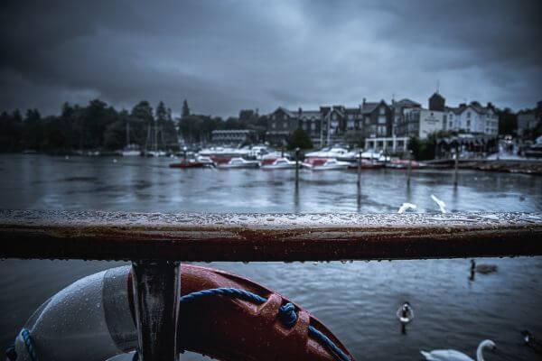 Bad weather photo