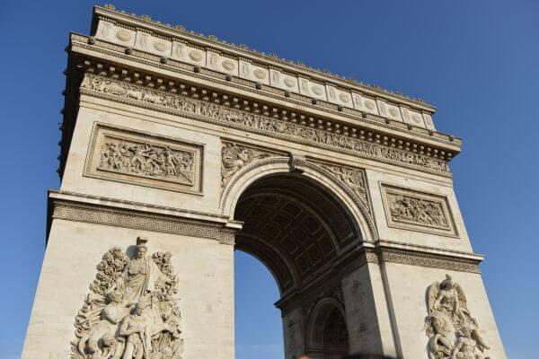Arc de triomphe photo