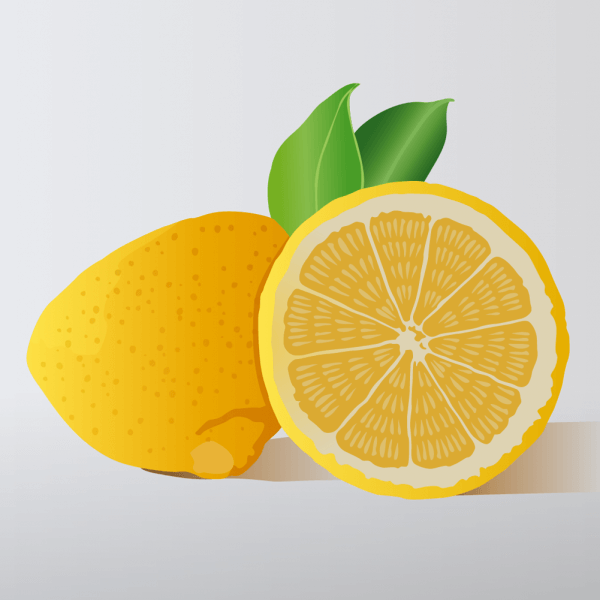 citron vector