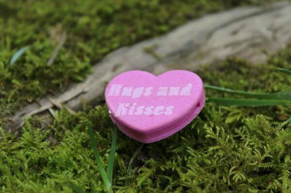 Heart Shape Pink photo