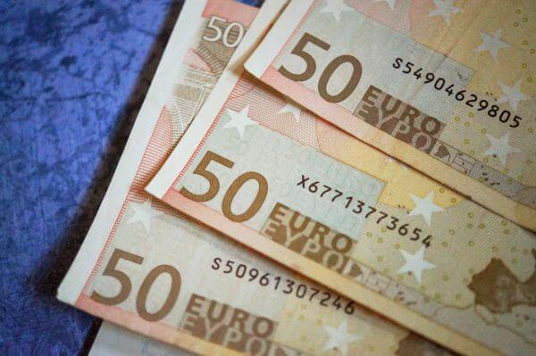 50 Euro Money photo