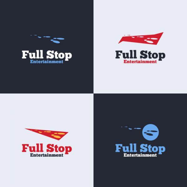 Full Stop Vector Logo vector