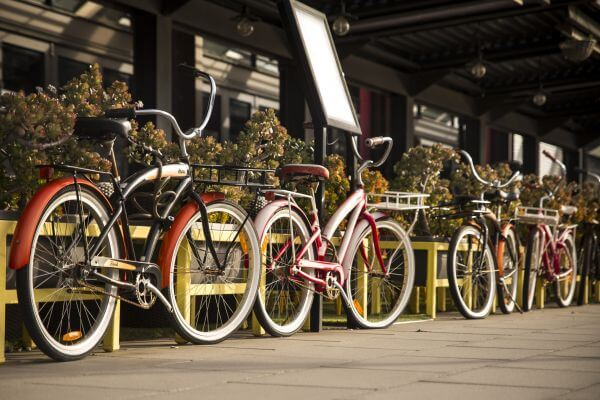 Bicycles photo