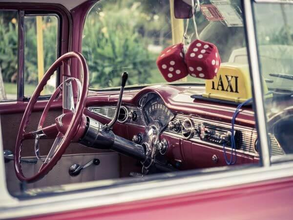 American car photo