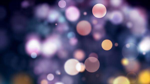 Blurred photo
