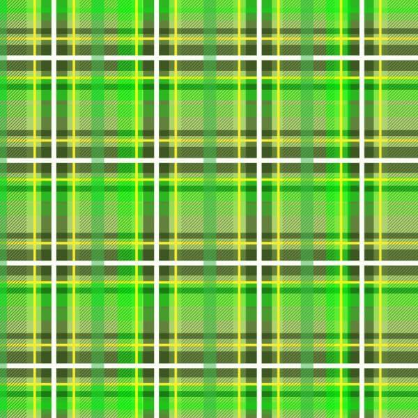 Plaid background vector