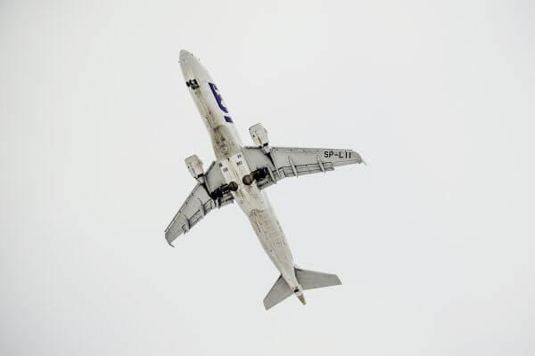 Landing photo