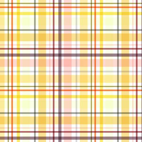 Geometric plaid background vector
