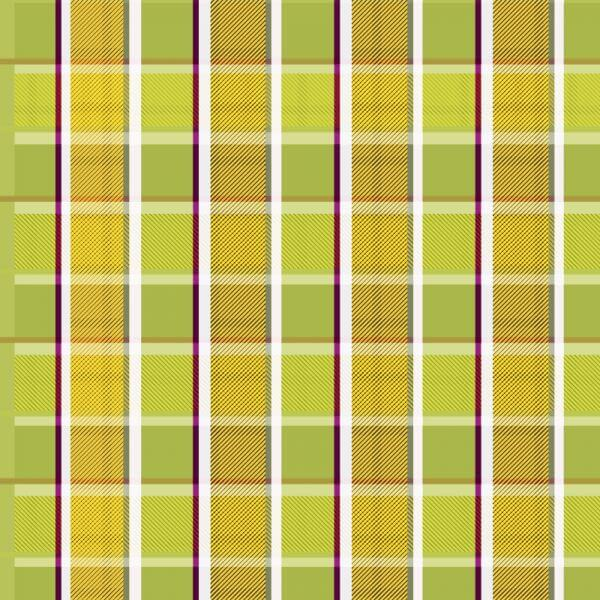 Vintage plaid background vector