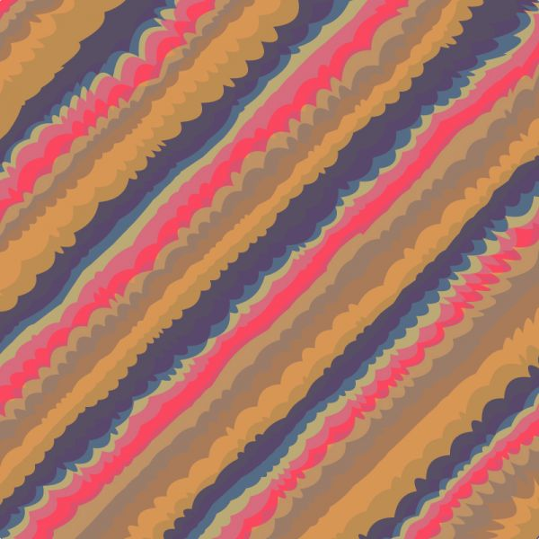 Retro plaid background vector