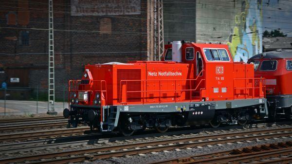 Railtrack photo