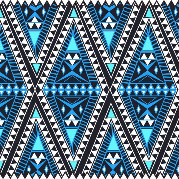 Aztec background vector