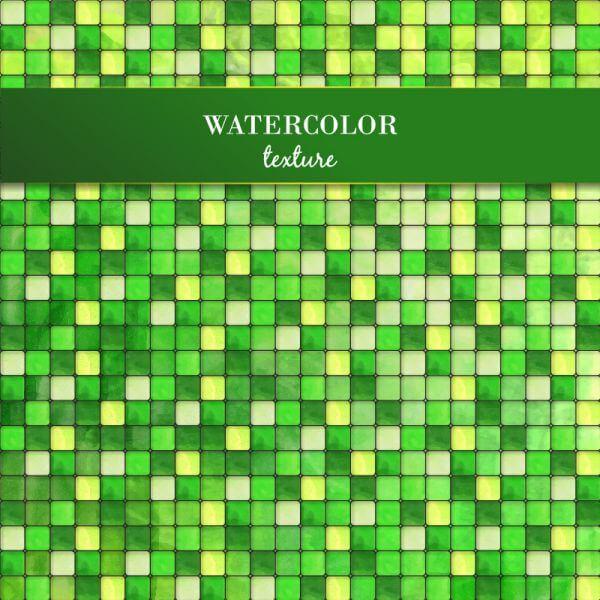 Watercolor texture vector