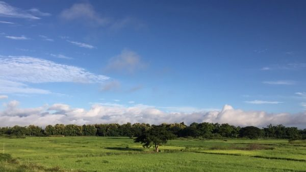 Sky  cloud  morning video