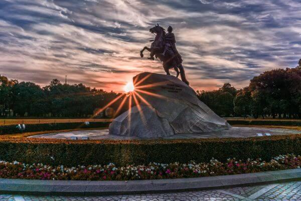 Bronze Horseman photo