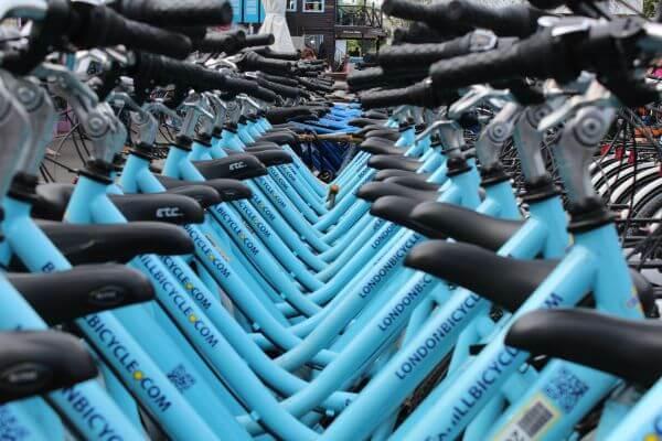 Bicycles photo