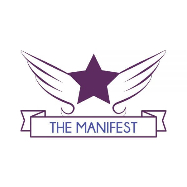 The Manifest Logo vector