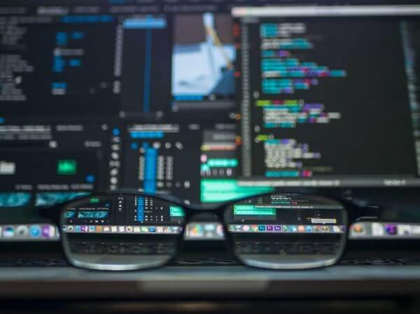 Coding photo