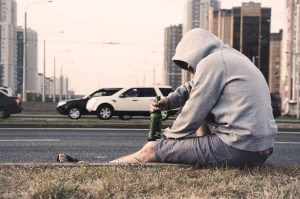 Alcoholic photo