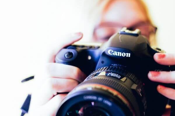 Analogue photo