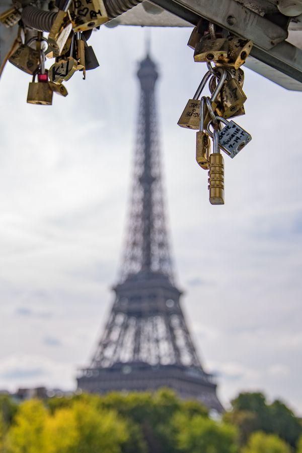 Locked in Paris photo