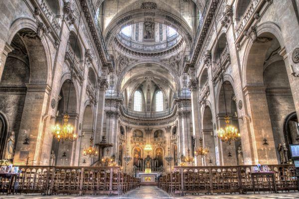 Église Saint-Paul-Saint-Louis photo