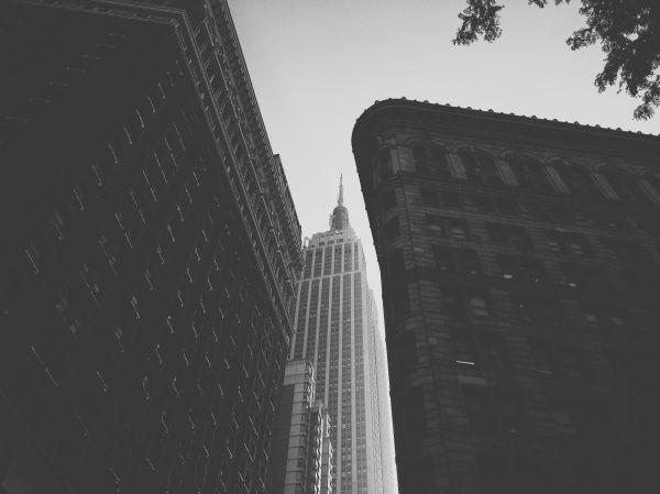 New York City Building Skyscraper photo
