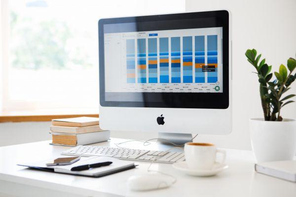 Mac Charts UX Bar Charts Minimal photo
