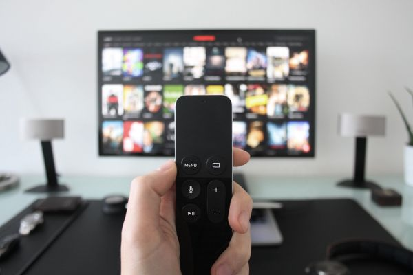 Apple TV Remote Control photo