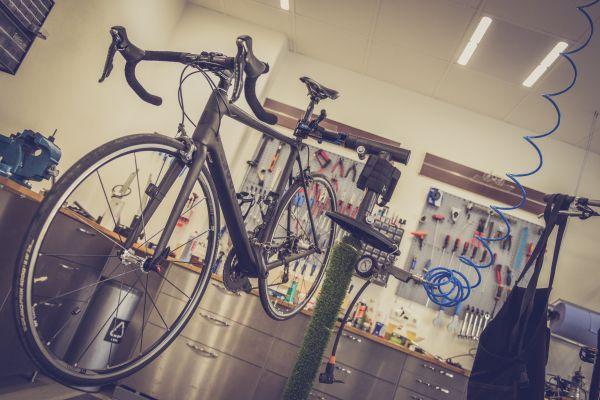 Bicycle Repair Garage photo
