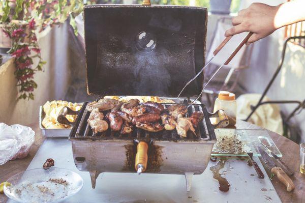 Barbecue Summer Chicken photo