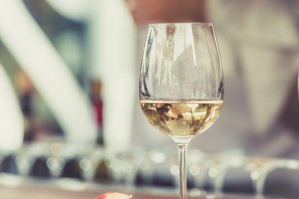 Glass White Wine photo