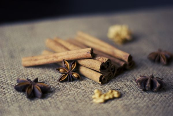 Cinnamon Sticks Spices photo