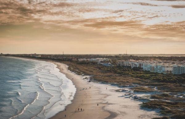 Sea Beach Coast Summer photo