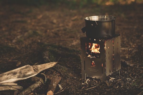 Camp Fire Cooking photo