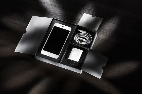 Box Mobile Phone Belt Clack photo