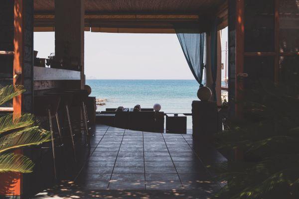 Bar View Beach Summer photo
