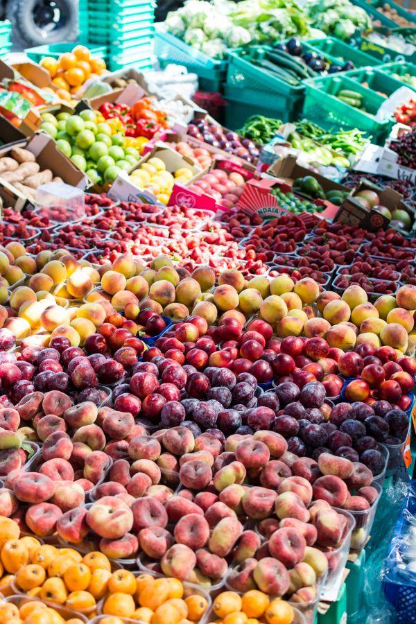 Summer Fruit Market photo